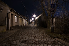 Slatinka (Vratislav Indra) Tags: street city nightphotography light lamp night cityscape brno sodium nightcity slatinka vratislavindra
