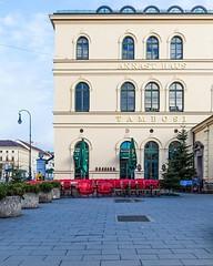 Tambosi without people #muc #munich #münchen... (munichz) Tags: munich nopeople m muc tambosi withoutpeople uploaded:by=flickstagram instagram:venuename=munich2cgermany instagram:venue=213359469 instagram:photo=117157820291365539932169241