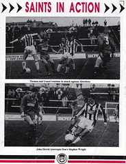 St Mirren vs Motherwell - 1992 - Page 29 (The Sky Strikers) Tags: park street love st magazine one official scottish match division premier pound motherwell bq mirren