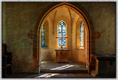 searching for the secret of the simple,poor and innocense (franzisko hauser) Tags: windows light texture colors philosophy altar sonyalpha7 altaroom