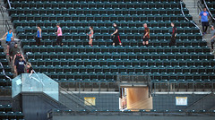 Presidio participates in Spartan Race at AT&T Park in San Francisco (Presidio of Monterey: DLIFLC & USAG) Tags: sanfrancisco california race army monterey pom unitedstates military run sfgiants fitness obstacle presidio garrison physical attpark spartanrace stevenshepard