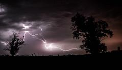 NOCHE DE RAYOS (Marina Balasini) Tags: light sky naturaleza luz nature argentina night noche explore cielo rayos