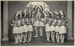 Barrow In Furness Majorettes (BasiliskSam) Tags: costumes girls dancers majorettes dancinggirls dancetroupe barrowinfurness