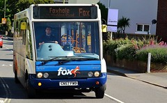 Stagecoach South West Optare Solo (47519) (MancPhotographer2014) Tags: street uk england southwest west bus english station riviera estate south transport devon journey solo transportation fox service brand branding stagecoach foxhole paignton the optare marlden