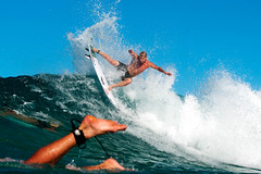 20160214_4924 copy (simsurf) Tags: ocean blue green nature nikon surf wave australia surfing queensland reef ripcurl coolangatta snapperrocks dhd aquatech mickfanning