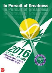 Wimbledon: Poster #2