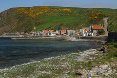 Crovie (foggybummer (Keith)) Tags: sea buildings village aberdeenshire scenic coastal quaint hamlet crovie