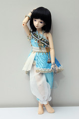 Bluefairy Jerome (Damasquerade) Tags: ball hands doll armor jerome bjd armour joint jointed bluefairy castleanne