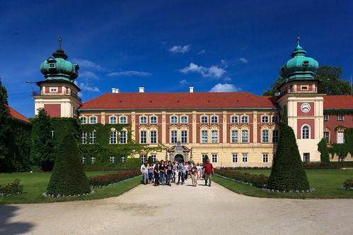 Zamek w Łańcucie / Castle in Łańcut