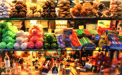 what's your favourite? Have a Friday treat! (morag.darby) Tags: venice italy cakes window shop digital nikon chocolate sweets nikkor friday prosecco d3300