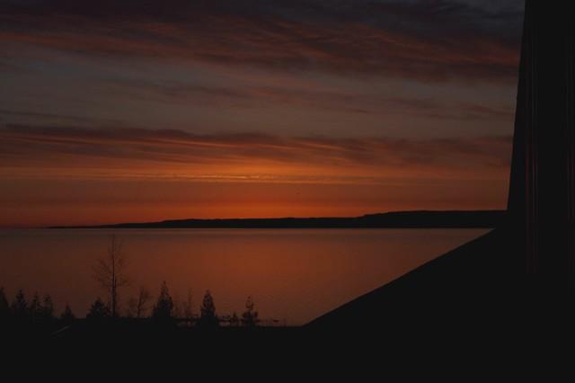 Sunrise on Georgian Bay