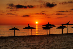 sizilien (52) - bovo marina  sonnenuntergang (frank-brexel (www.frank-brexel.de)) Tags: italien strand digital meer wasser italia sonnenuntergang galerie der 2009 hdr sicilia sizilien sden top20sunsetsofourhearts