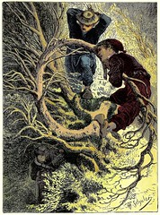 Garnements! ils mettraient la forêt au pillage (arthurvankruining) Tags: french abc hetzel