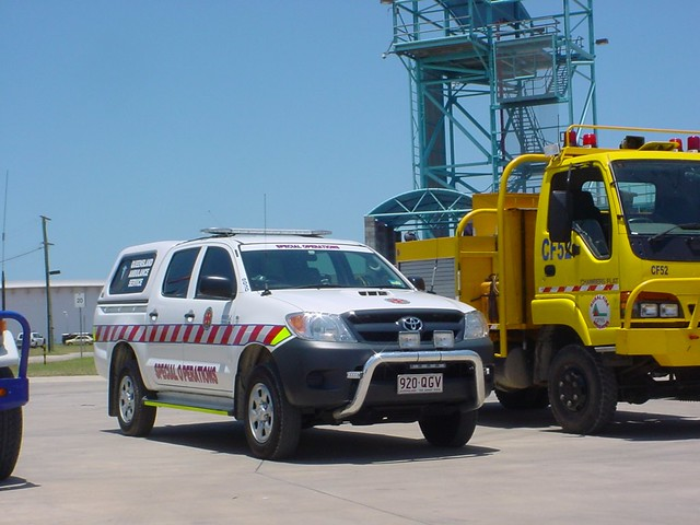 team ambulance nsw qld toyota strike hilux taskforce specialoperations narrabri kaputar qas pilliga