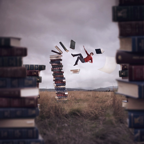Falling Into A Good Book