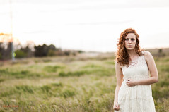 Jaime (Andrew Hunter | Photography) Tags: light sunset portrait nikon natural 85mm d90 andrewhunterphotography ƒ18g
