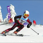 Big White Racer Gillian Callaghan at 2012 K1 Provincials PHOTO CREDIT: Gavin Crawford