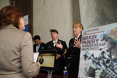 Brain injuries don't end with Afghan drawdown