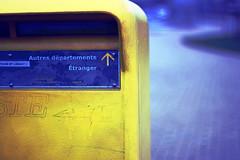 voyage, voyage (xtrice) Tags: france gimp béthune pasdecalais laposte boîteauxlettres montliébaut