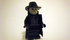 Stranger (The Brick Guy) Tags: film movie noir lego stranger tune custom darkcity minifigure mmcb