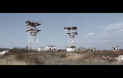 II (r3vision) Tags: cold tower abandoned war hungary post military apocalypse communication soviet stalker base radar bakony urbex szovjet hadsereg elhagyatott hajag kzps hradstechnika