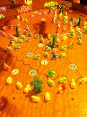 across the desert (svacher) Tags: sanfrancisco boardgamenight acrossthedesert