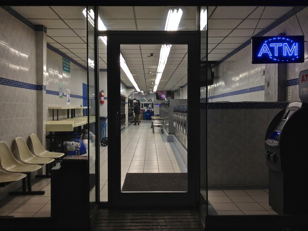 The World's Best Photos of dark and laundromat - Flickr Hive