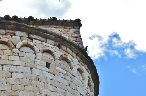 Frontanyà (Catalogne), abbatiale Sant Jaume (20)