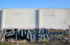 EKUL RELUR MEANIE TUS (sweet16nine) Tags: graffiti graff meanie meani ekul relur