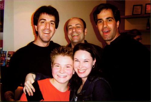 Cat, Jake, Jason Robert Brown, Todd Graff, Dan Elish