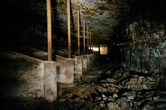 underground mule stalls (Sam Scholes) Tags: old shadow abandoned digital dark underground utah nikon mine historic mining coal mules stalls mule hiawatha d300 kingcoal kingmine usfco unitedstatesfuelcompany mulestalls