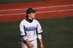 DSC02067 (shi.k) Tags: 120512 横浜ベイスターズ イースタンリーグ 松本啓二朗 横須賀スタジアム