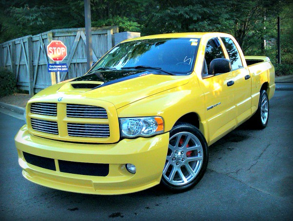 pickup dodge ram viper v10 505 srt10 ram1500 83l flickrandroidapp:filter=none