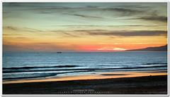 Almadraba de Tarifa (Franci Esteban) Tags: sunset españa atardecer andalucía cádiz copo atlántico tarifa oceano loslances almadraba