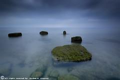 The Blue (ibrahem N. ALNassar) Tags: canon eos mark n ii 5d kuwait usm ef 1740mm f4 q8    alnassar  ibrahem
