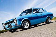 MK1 Escort (Simon Didmon) Tags: ford mexico rs escort rs2000 mk1