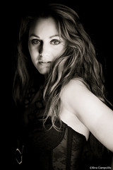 In quel momento (luce_eee) Tags: portrait woman look studio sara moment canon85mmf18 42mm canon5dmarkii