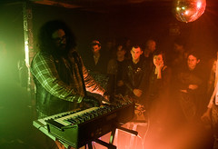 Hive Mind @ Wierd (18) (WIERD Photos) Tags: newyork industrial livemusic synth wierd noise hivemind powerelectronics
