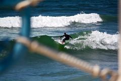 (Ignacio M Garca) Tags: surf asturias playa surfing salinas surfboard tabla castrilln 20mayo