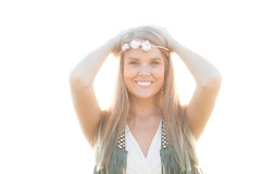Susanna (xibalbax) Tags: light portrait woman girl smile canon bright 7d backlit 1755mm canoneos7d