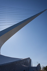 Sundial Bridge at Turtle Bay (Paula Wirth) Tags: turtlebay sundialbridge sundialbridgeatturtlebay foursquare:venue=4b4d7200f964a5206dd226e3
