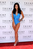 Christina Clarke Miss Washington USA Kooey Swimwear Fashion Show Featuring 2012 Miss USA Contestants at Trump International Hotel Las Vegas, Nevada