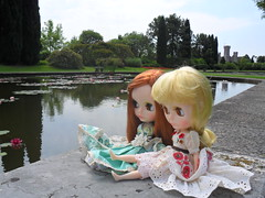 My ladies at the Royal garden