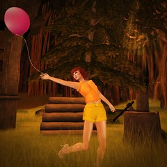 Stumblebum Eclectic Apparel Glitteratti Toki Doki Dark Mouse (Maelenn) Tags: stumblebum