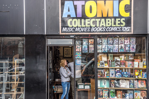 Atomic Collectables - North Street (Belfast)