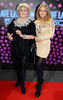 Adele King and daughter Naomi King The 50th Anniversary of 'The Late Late Show' at RTE Studios Dublin, Ireland