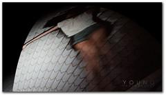 Week no. 23 is Vivid (9292, back@SoulSensor) Tags: nightphotography light sydney vivid australia newsouthwales operahouse 2012 minoltarokkorpf58mmf14 sonyalphanex7