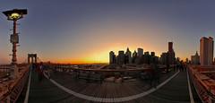 Brooklyn Bridge (Khush N) Tags: california newyorkcity travel bridge tourism brooklynbridge brooklynbridgepano