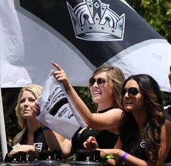 LA Kings Victory Parade (Prayitno / Thank you for (10 millions +) views) Tags: california ca girls woman sexy ice cup girl beautiful lady female la los pretty angeles young victory parade kings crew blond stanley blonde attractive brunette champions 2012 hnl cantik smileplease icecrew konomark icecrews