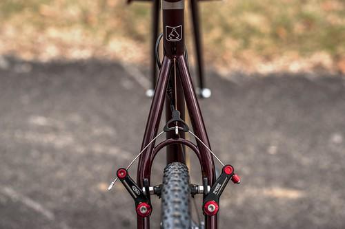 Oliver's Cross Bike